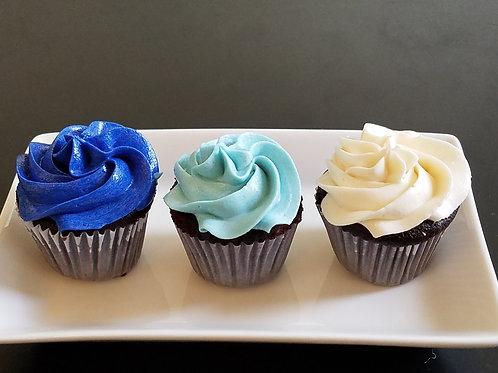 Mini Cupcakes (One Dozen)