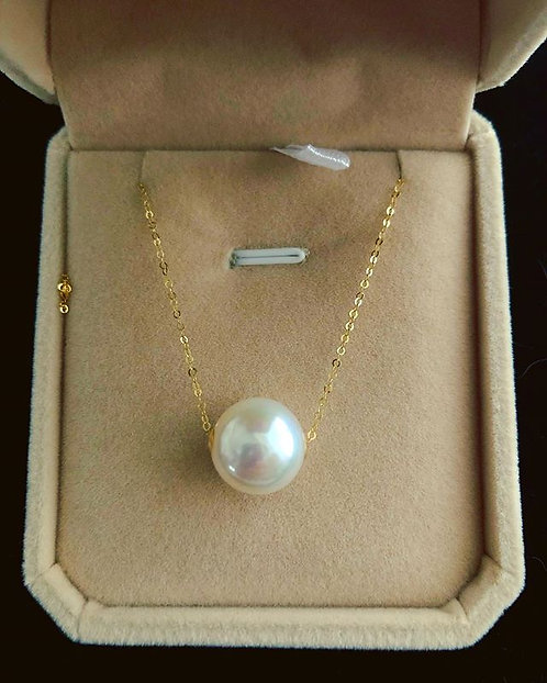 White Pearl Necklace