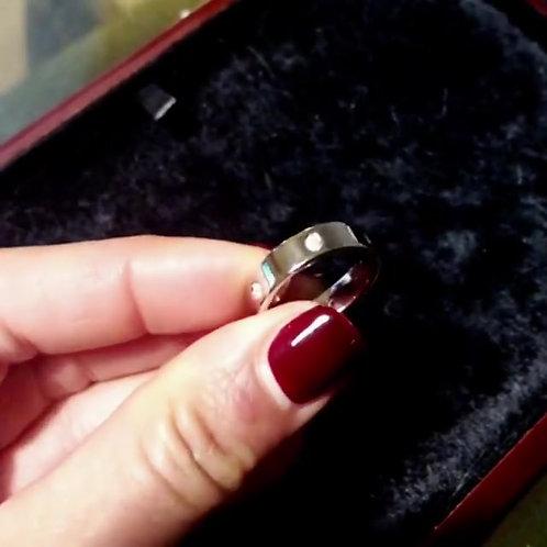 Boy Size 6 - Diamond Ring
