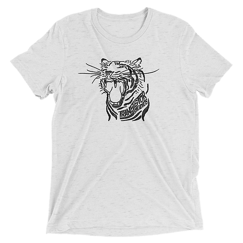 TS Tiger White Tee