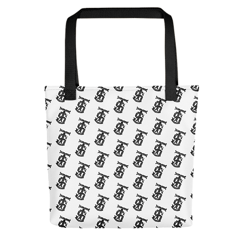 TS Repeat All-Over Tote bag