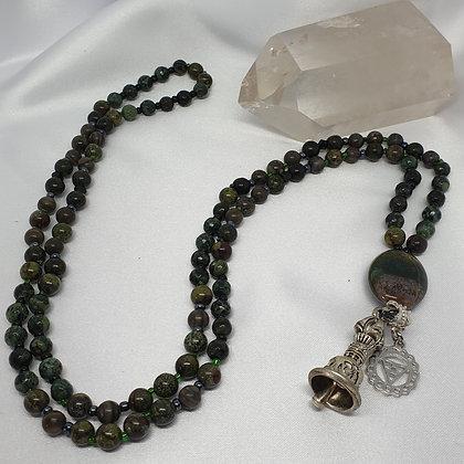 Remembrance Mala * Traditional 108 Bead * Transformation