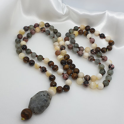 Traditional Mala Large - Courage
