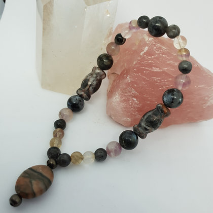 Soul Connection Mala * Masculine Wrist * Essence