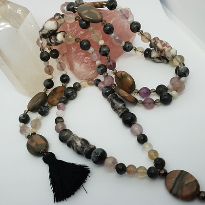 Soul Connection Mala Set * Heart Centred & Wrist * Essence