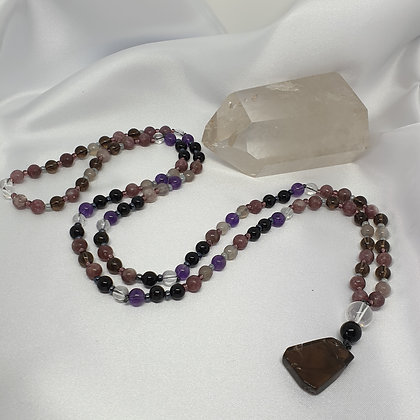 Traditional 108 Bead Mala * Strength