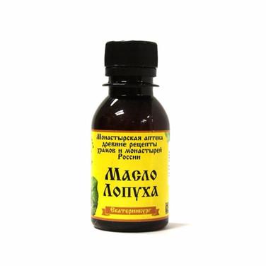 Масло Лопуха Монастырская аптека