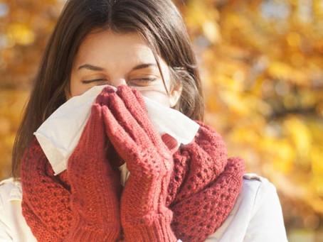 Сезон простуд