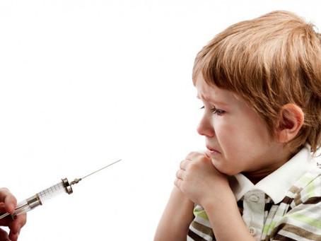 Подготовка детей к прививкам: