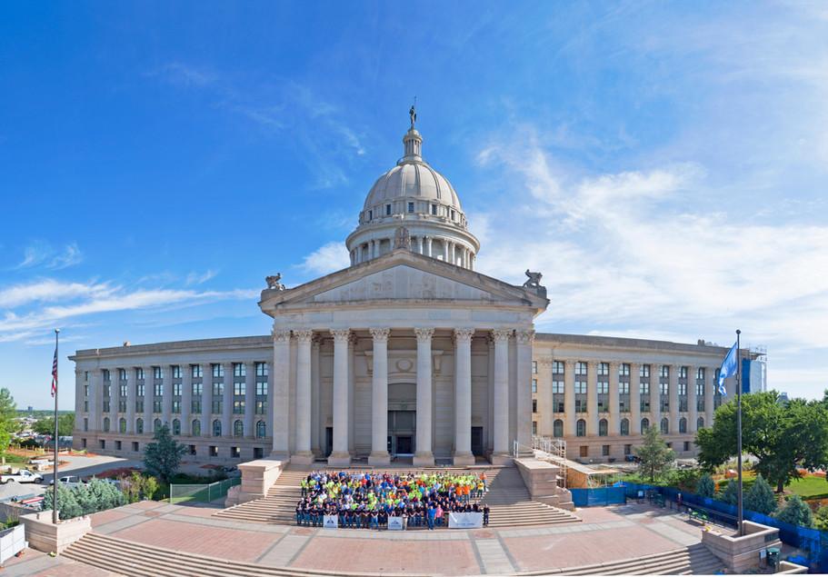 Oklahoma State Capitol, Oklahoma City, OK
