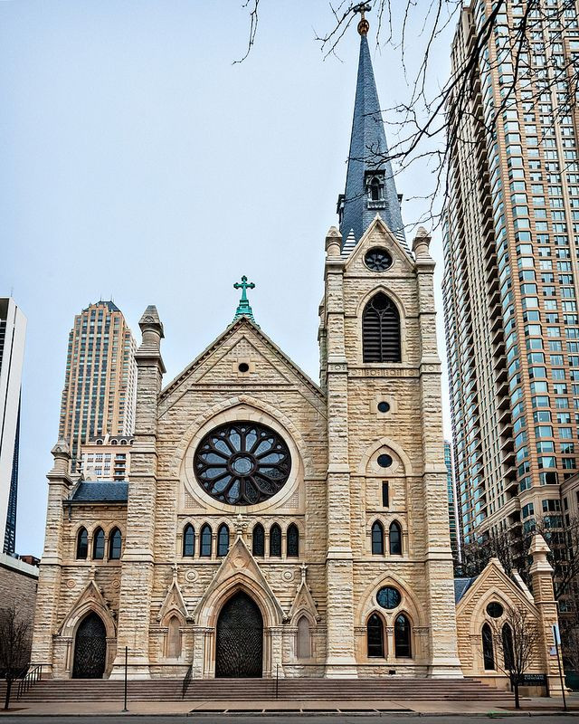 Holy Name Cathedral, Chicago, IL