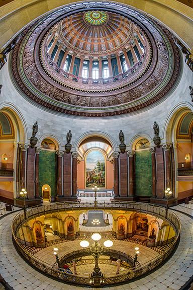 Illinois State Capitol, Springfield, IL