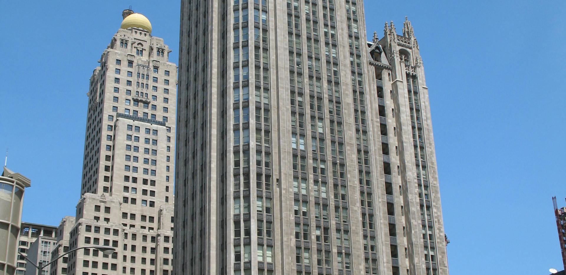 Tribune Tower, Chicago, IL