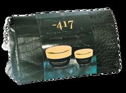 תיק מעור מינוס 417 מוצרי קוסמטיקה