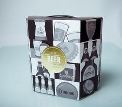 מארז בקבוקי בירה מבשלות בירה ישראל