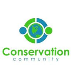 Conservation Community logo - Link to facebook