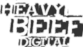 Heavy Beef Digital Logo