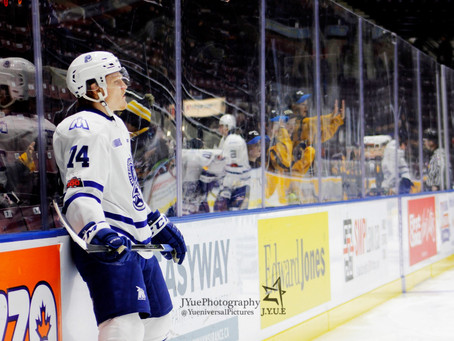 Tippett ready to play a big role on Team Canada after strong season with Steelheads