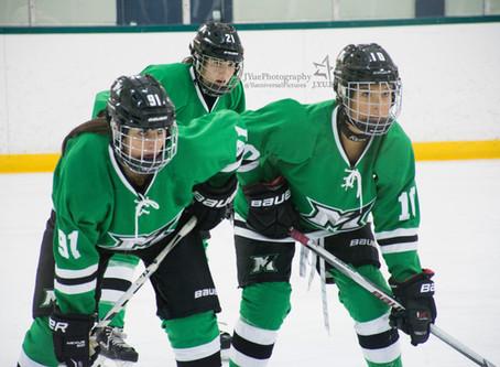 Markham Thunder hope to continue to grow Women's Hockey.