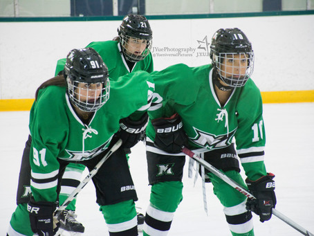 Markham Thunder hope to continue to grow Women's Hockey.
