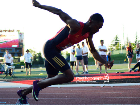 """""""It has changed forever,"""" Canadian track and field programs adapt to new forms of athlete evaluation"""