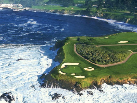 You Won't Believe What's Beneath The Surface At Pebble Beach