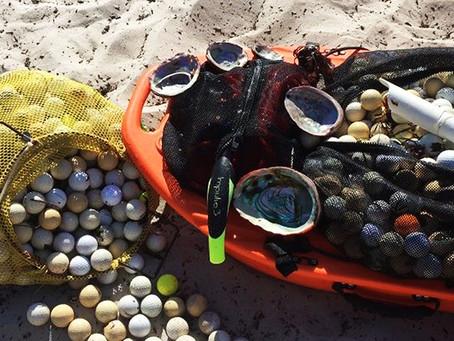 Students Pressure Pebble Beach to Retrieve Golf Balls Littering Ocean Floor