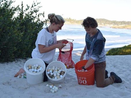 Pebble Beach: High Schoolers Find Thousands Of Golf Balls On Ocean Floor