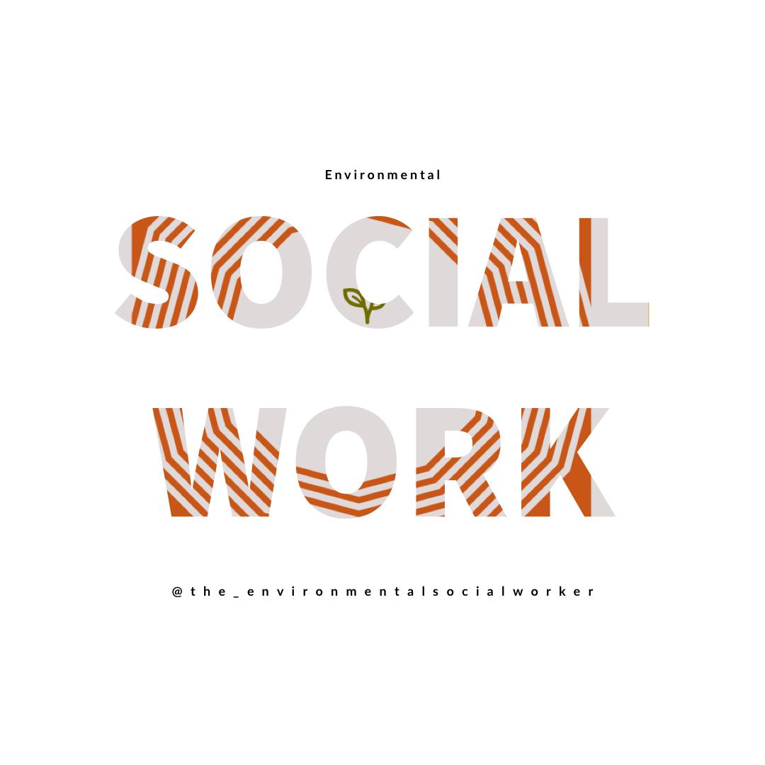 @the_environmentalsocialworker