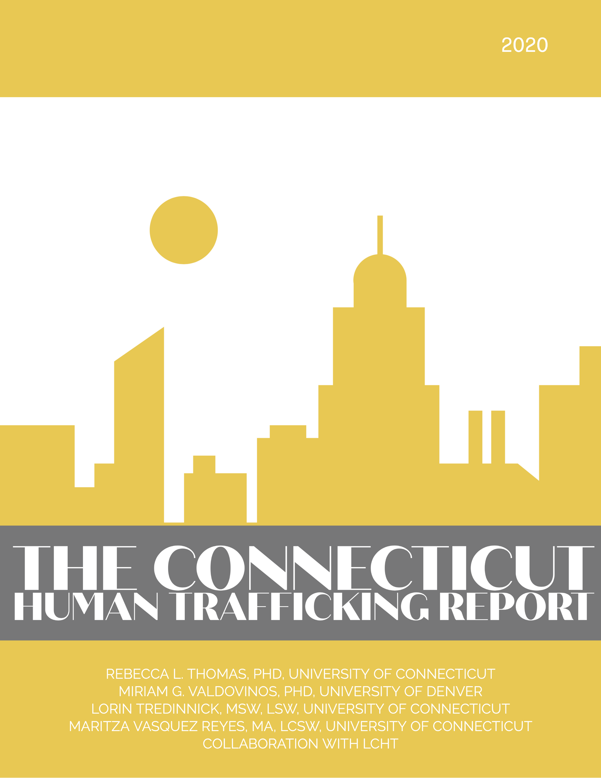 The Connecticut Human Trafficking Report Preperation and Graphic Design