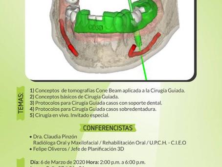 Bogotá: Curso de cirugía guiada en compañía con escáner intraoral MEDIT i500.