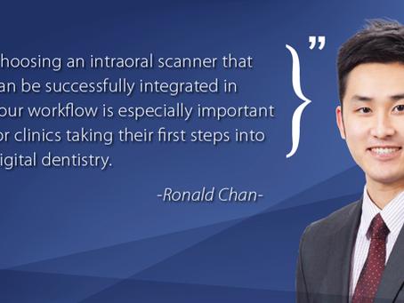 Entrevista: Dr. Ronald Chan sobre flujos de trabajo  digitales con Medit i500