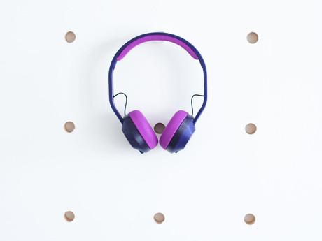 Los auriculares de Print + Impresos en 3D