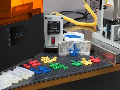 Cómo fabricar moldes para el moldeo por inyección, con impresión 3D.