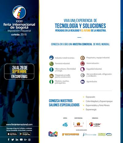 XXXII Feria Internacional de Bogotá