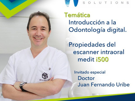 Evento: Flujo Digital en Odontología