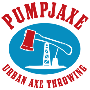 Pumpjaxe Urban Axe Throwing