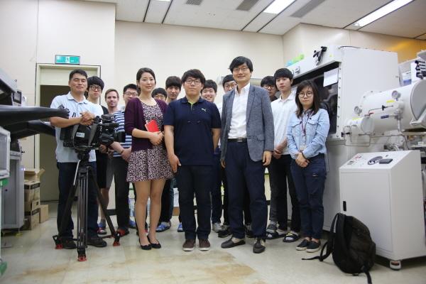 [15.06.16]KBS 촬영팀방문