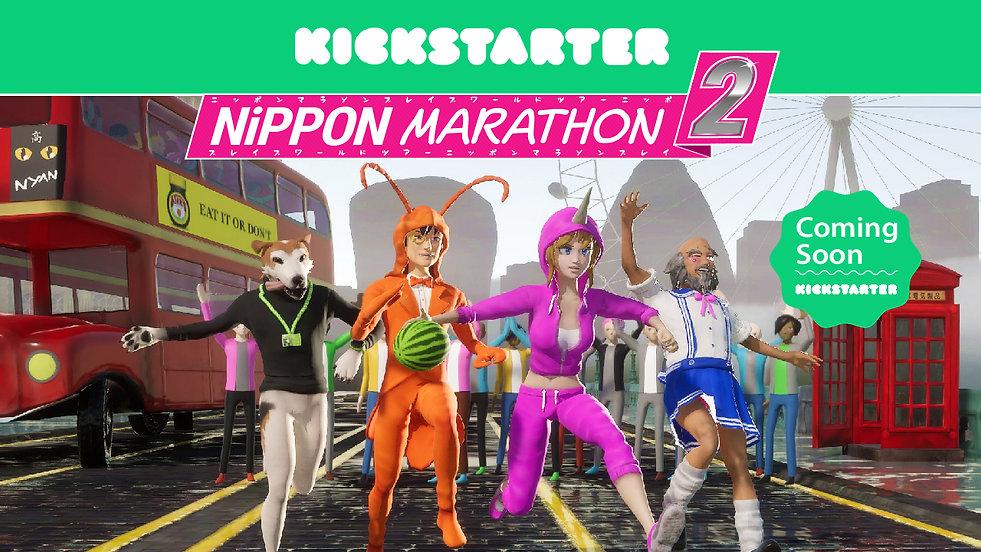 nippon marathon 2 coming soon too kickst