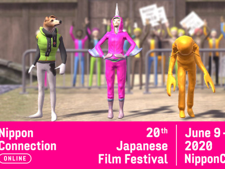 Celebrate 20 years of Japanese film with Nippon Marathon!