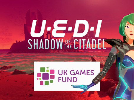 UEDI accepted for UK Games Fund