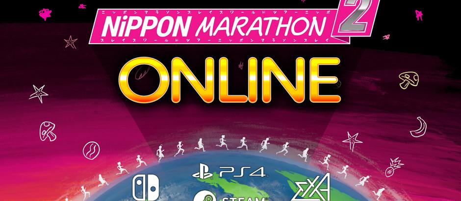 Online Mode and PS4 Support Announced for Nippon Marathon 2 [「ニッポンマラソン2」オンラインモードとPS4対応を発表]