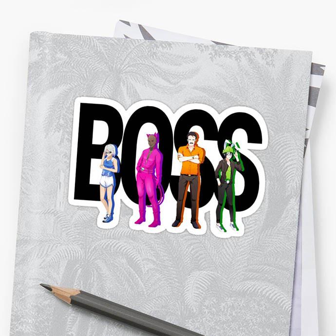the-boss-sticker-nippon-marathon-sticker-redbubble.jpg