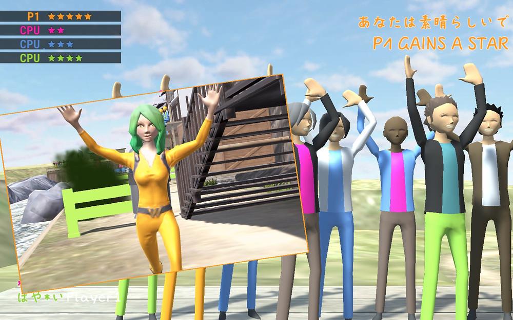 wedy jones has been unlocked in the nippon marathon