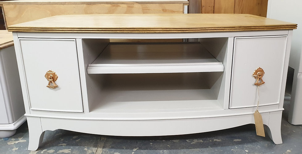 Solid Entertainments Unit/Coffee Table
