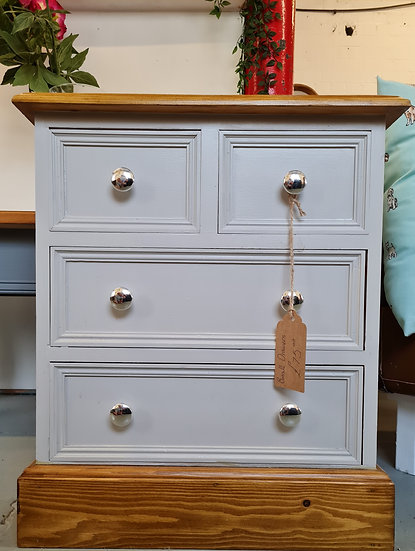 Petite Solid Wood Drawers