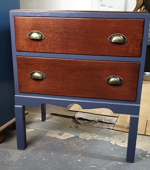 PetiteTwo Drawer Cabinet