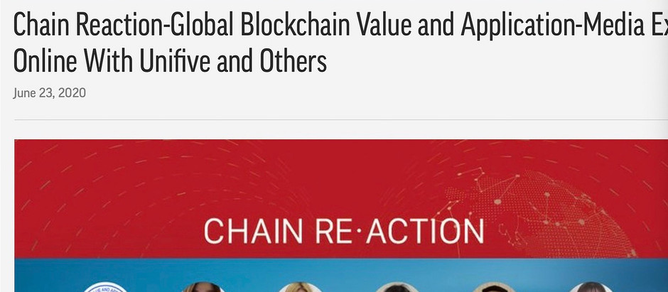 Press Release for the Global Blockchain Value and Application Center