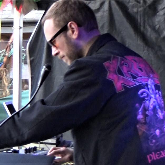 Nattefrost live at Festival of Lights, Copenhagen, Denmark 21st June 2015