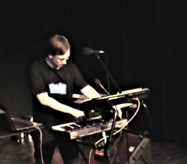 Nattefrost live at Electronic Art, Rockstjernen, Herning, Denmark 30th January 2010
